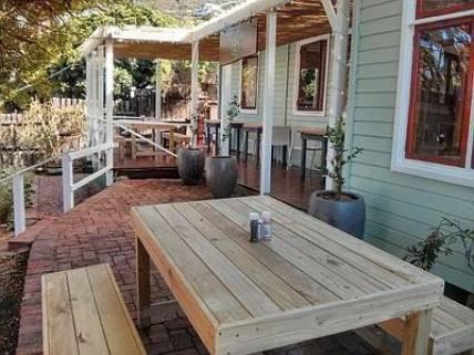 Whole Earth Café, Cape Town