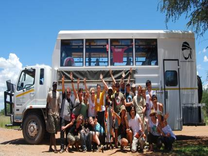 Nomad Adventure Tours, Cape Town
