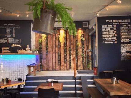 Plant Café, Cape Town