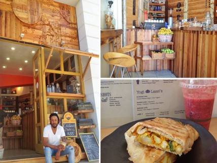 Elixir Café, Cape Town