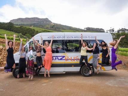 Baz Bus, Capetown