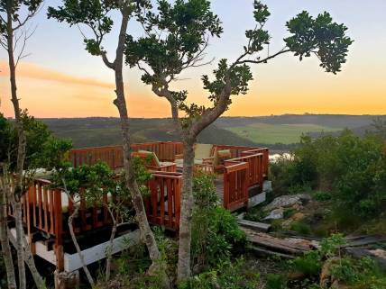 African Array Lodge, Plettenberg Bay
