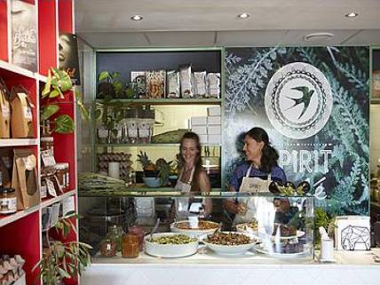 Spirit Café - Constantia, Cape Town