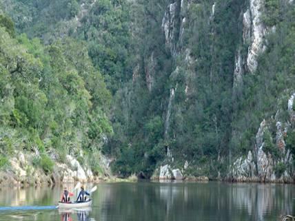 Keurbooms Nature Reserve - Canoeing, Plettenberg