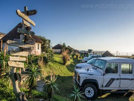 Mdumbi Backpackers, Ngqeleni