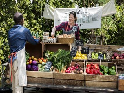 Bryanston Organic & Natural Market, Johannesburg