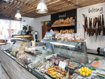 Fusion Speciality Food Shop, Grahamstown