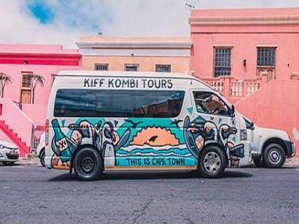 Kiff Kombi Tours, Cape Town