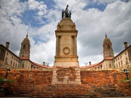 The Union Buildings, Pretoria