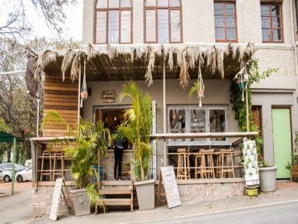 Nourish'd Café and Juicery - Kloof, Cape Town
