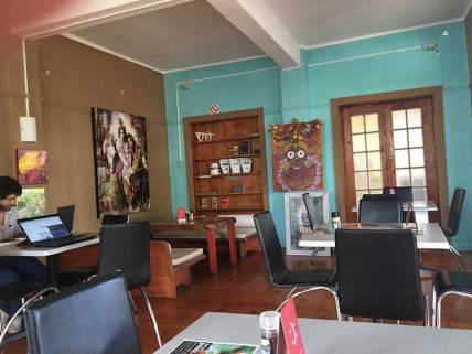 Govinda's Natural Food Café, Cape Town