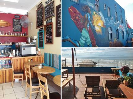 Stoked Café, Cape Town