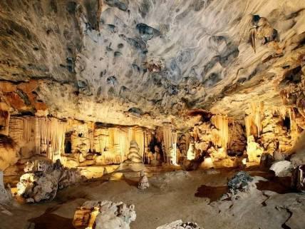 The Cango Caves, Oudtshoorn
