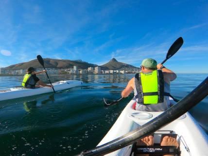 Atlantic Outlook, Cape Town
