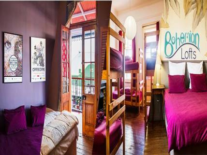 Bohemian Lofts, Cape Town