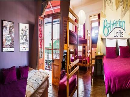 Bohemian Lofts, Cape Town